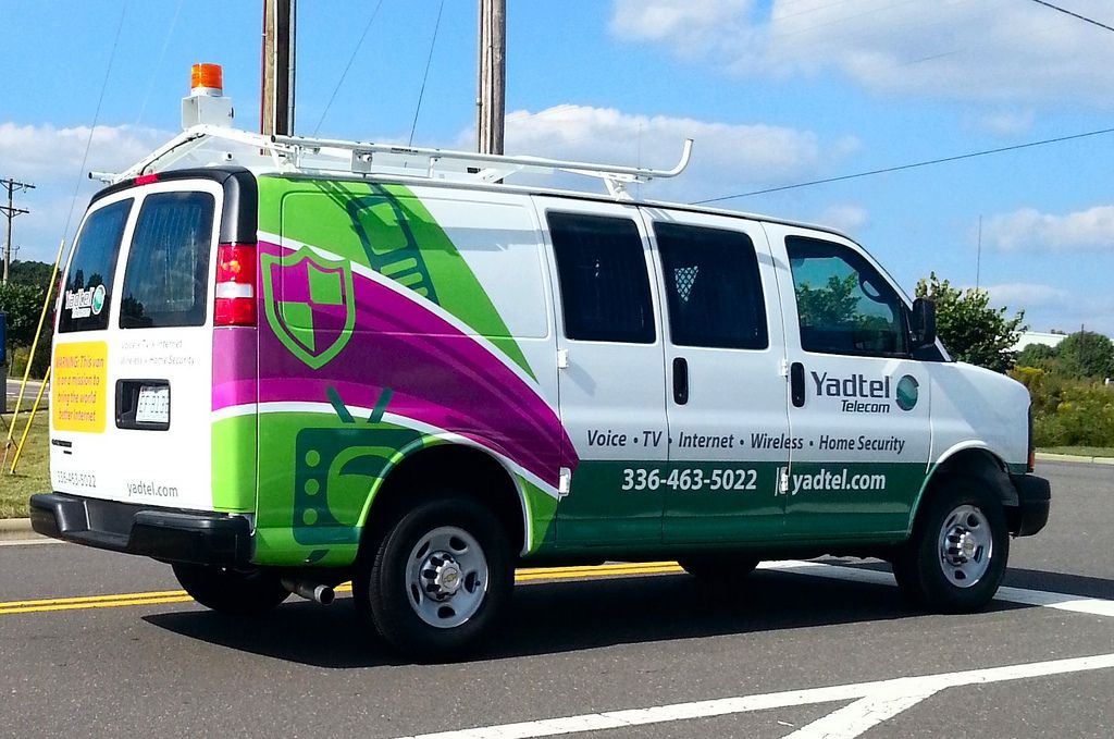 Vehicle Graphics, Wraps, & Lettering