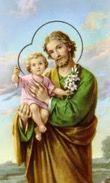 Photo of Jesus with child