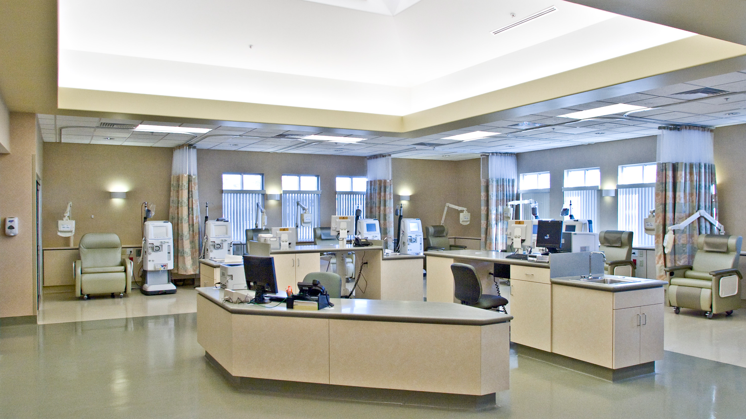 Architectural Design Associates : Portfolio : Healthcare