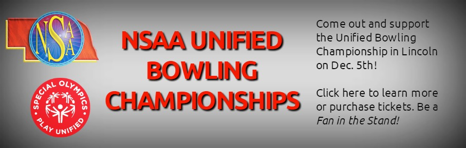 NSAA Unified Bowling Chmpnship
