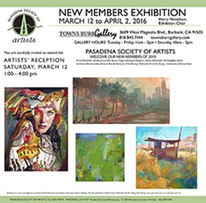2016-New Members (2015) Exhibition
