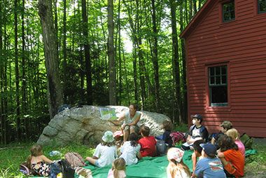 Rediscovering the Past: The Trapps Mountain Hamlet