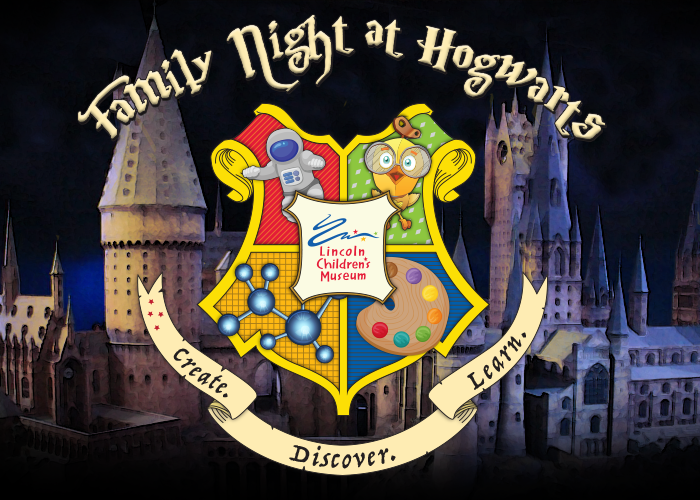 Check Out the Brand New Harry Potter Themed FAMILY Night!