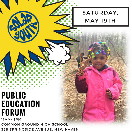 Public Education Forum