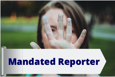 Mandated Reporter