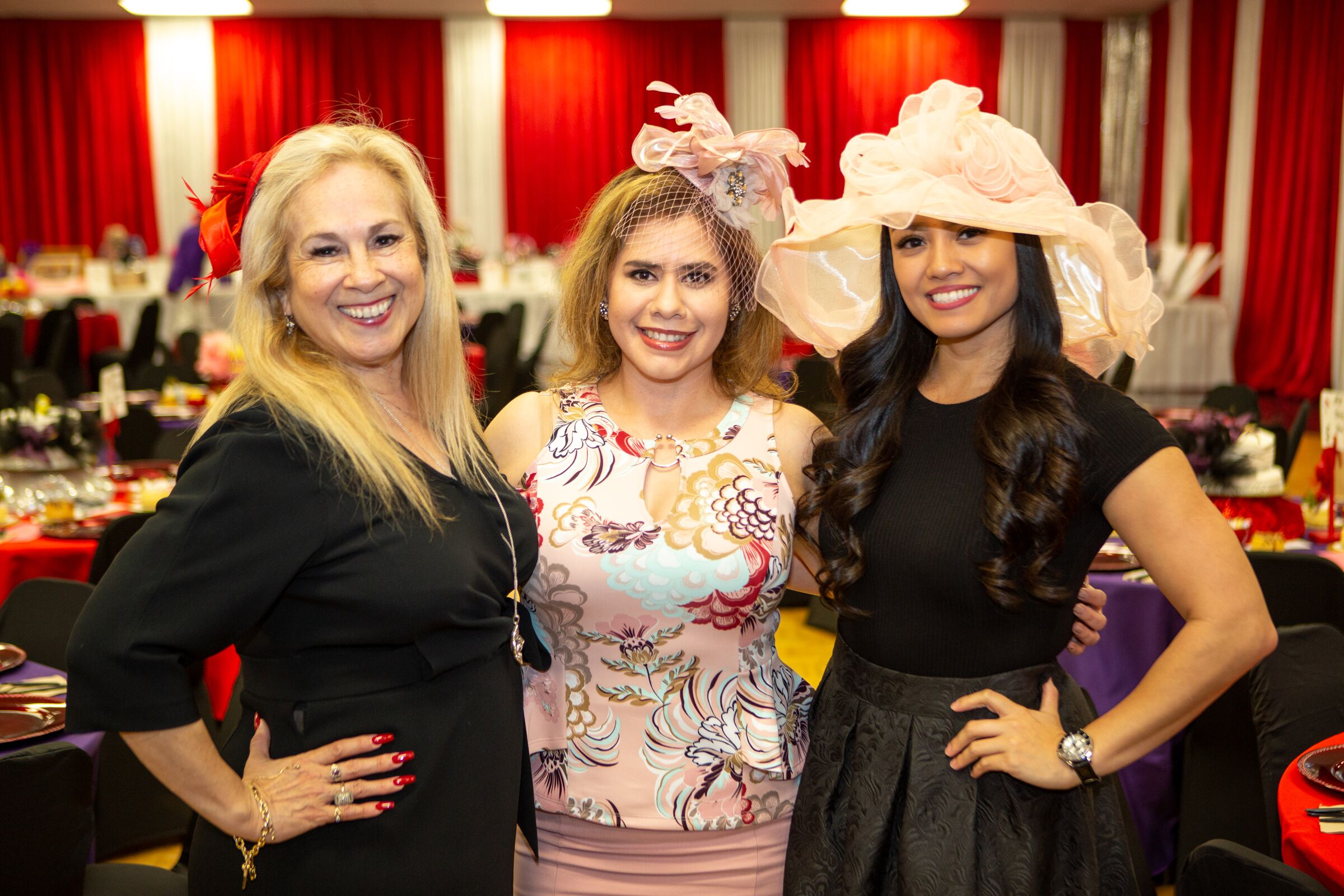 Fundraising - Red Hat Luncheon