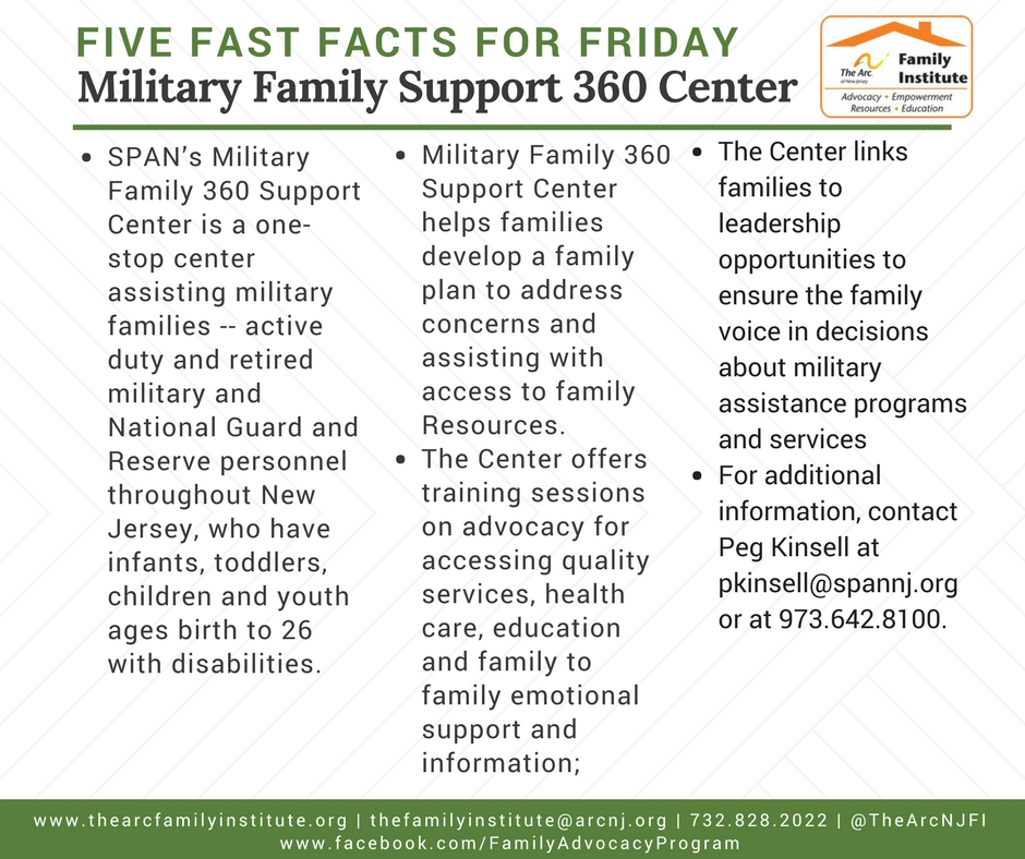 Military Family 360 Support Center