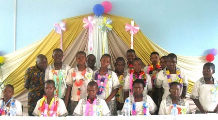 Nyangao Domestic Science School Last Graduation and closing