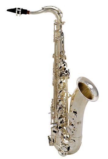 Selmer La Voix II Tenor Saxophone (Silver Plated)