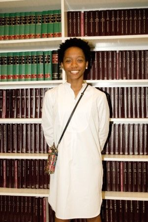 Trenatie Thompson-Gray -- Mart High School Graduate