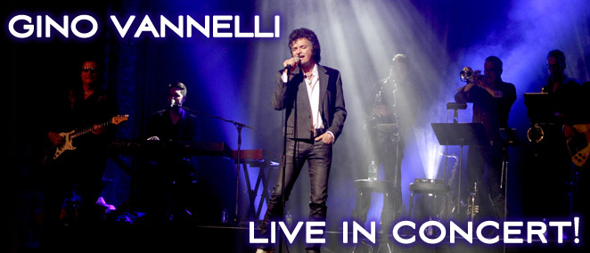 Together We Heal: Spirit, Mind, Body - A Musical Gala Featuring Gino Vannelli to Benefit Mederi Center