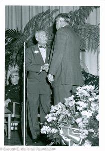 1955: William Friedman Awarded National Security Medal