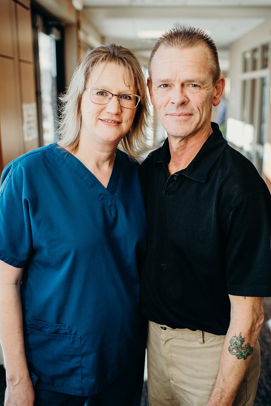 Jennifer & Bob Leffler