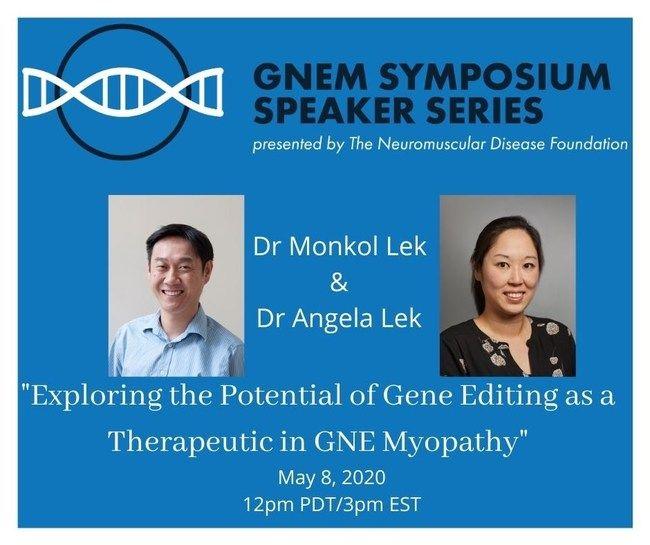 GNEM Symposium Speaker Series to Go Virtual