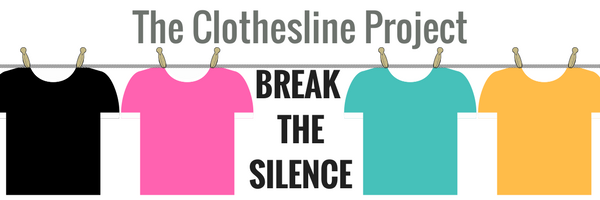 Clothesline Project:  Presented by SWIC - Granite City Campus