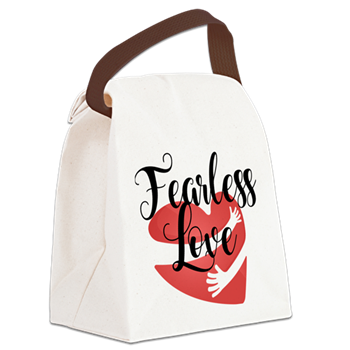 Fearless Love Tote Bag