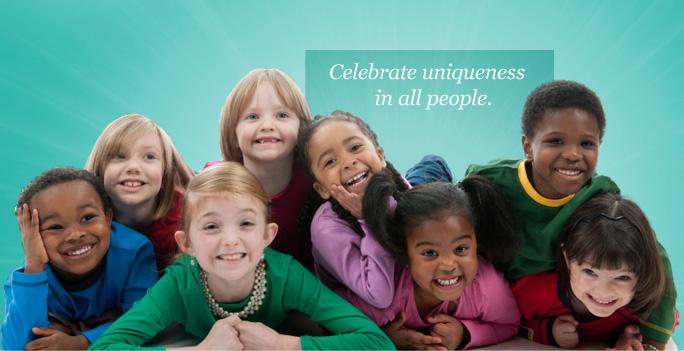 celebrate uniqueness