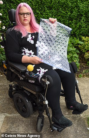 Former nurse, 42, who slipped on BATH MAT in tub is left wheelchair-bound needing round-the-clock care after life-changing brain damage