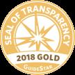 BRWA earns GuideStar 2018 Gold Seal