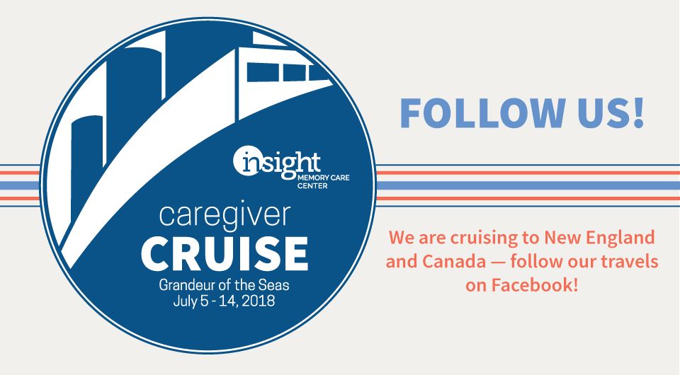 Follow us on the Cruise!