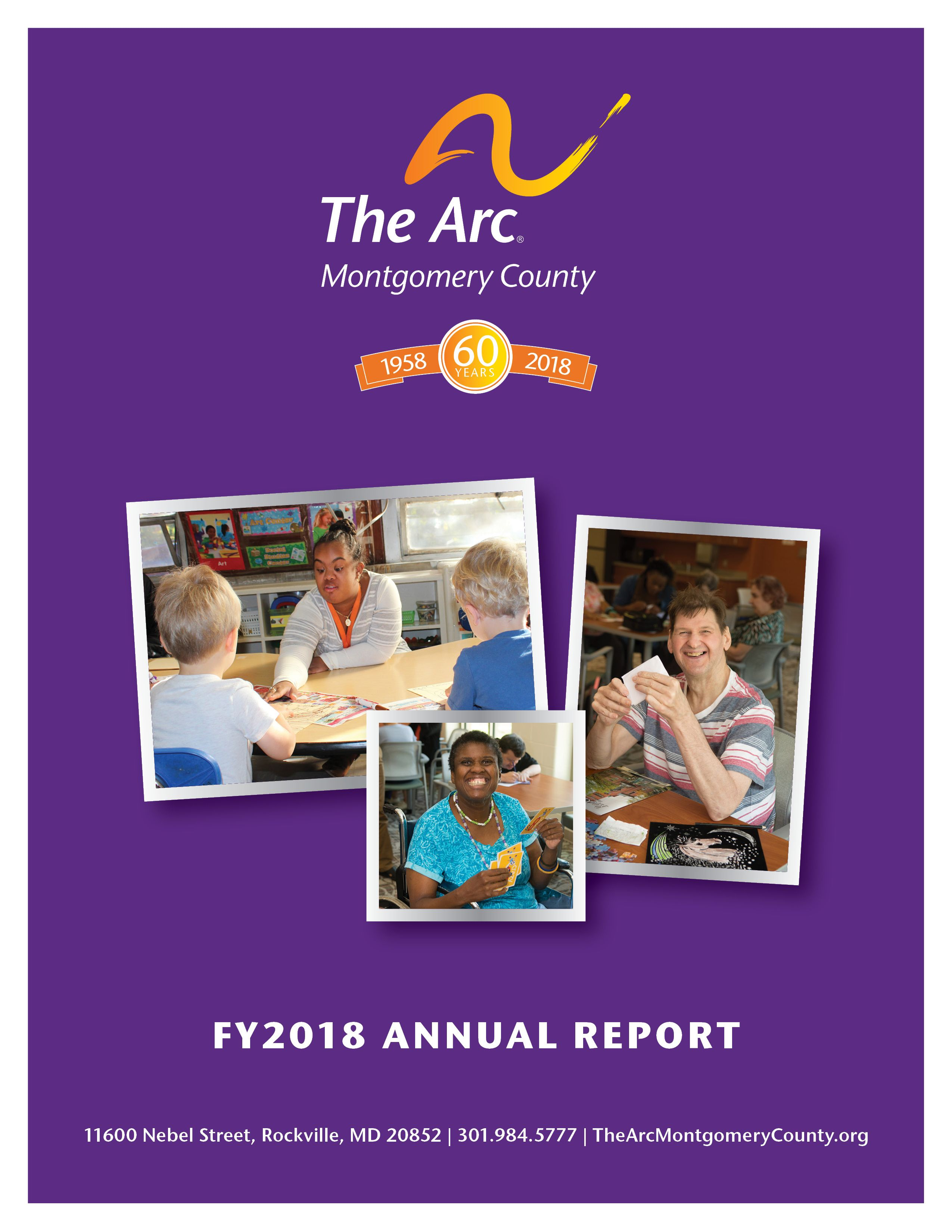 FY2018 Annual Report