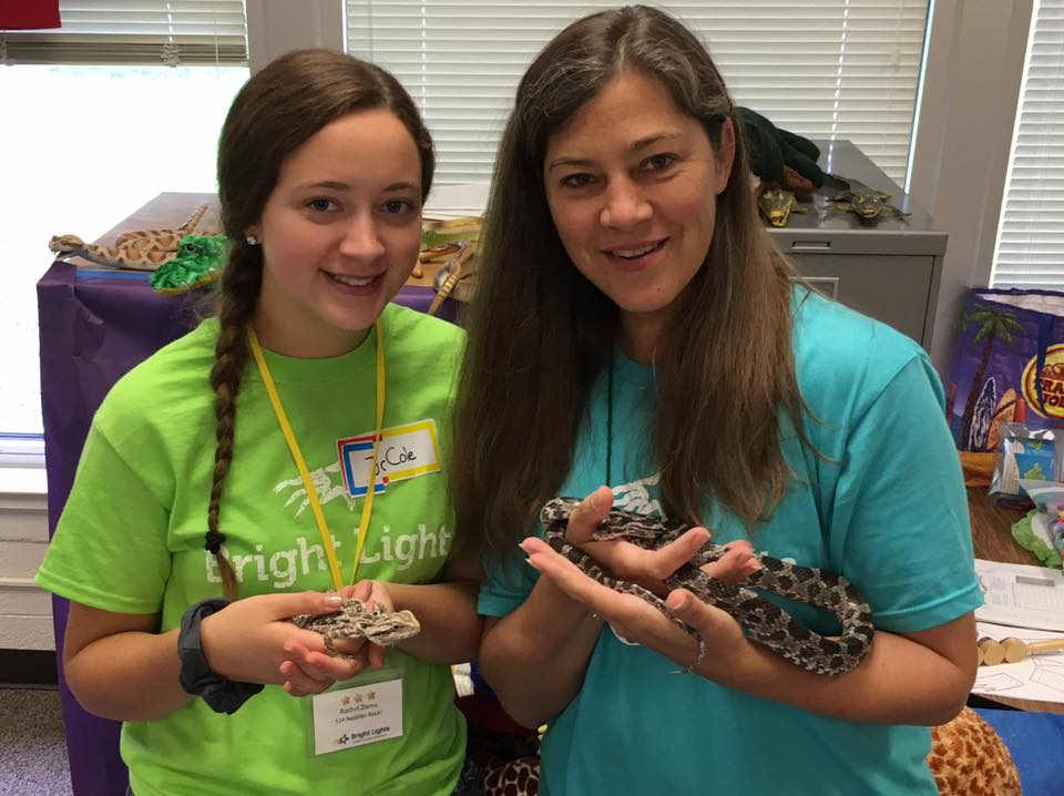 Insects and Reptiles and Learning, Oh My!