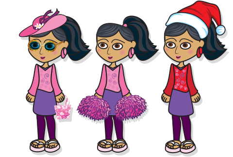 Latina Girl