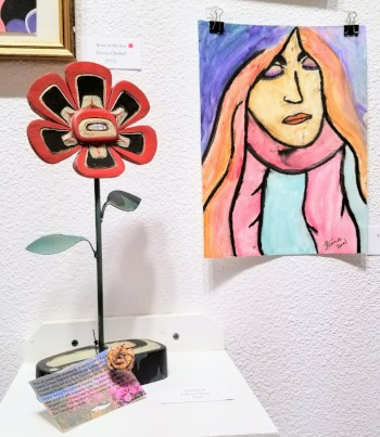 """Ketchikan Youth in Art"" - Main Street Gallery Exhibit"