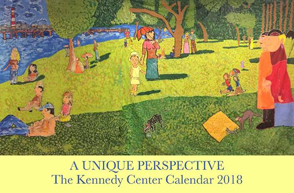 Unique Perspective Calendar Reception