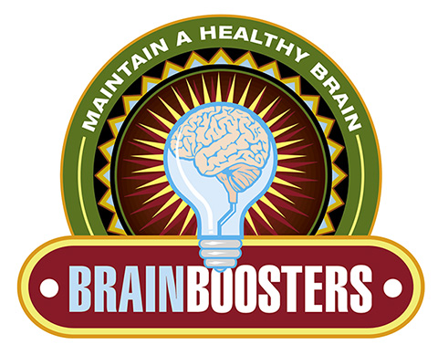 Brain Boosters –TRAIN YOUR BRAIN • 101 Introductory