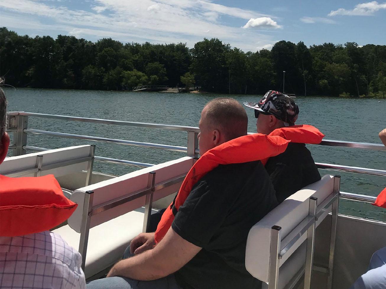 Manasquan Reservoir Boat Tour