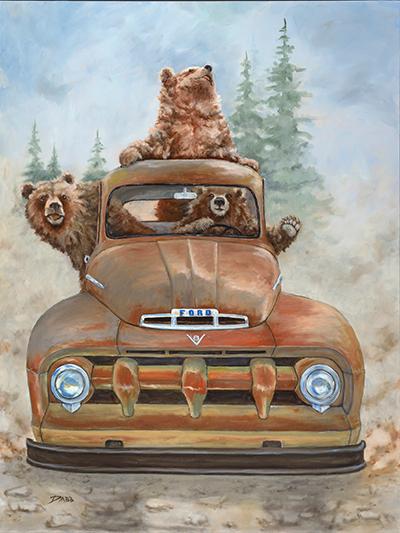 Joy Ride by Keith Dabb