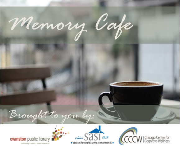 Please join us at our Memory Cafe