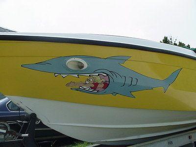 Boat Graphics 2