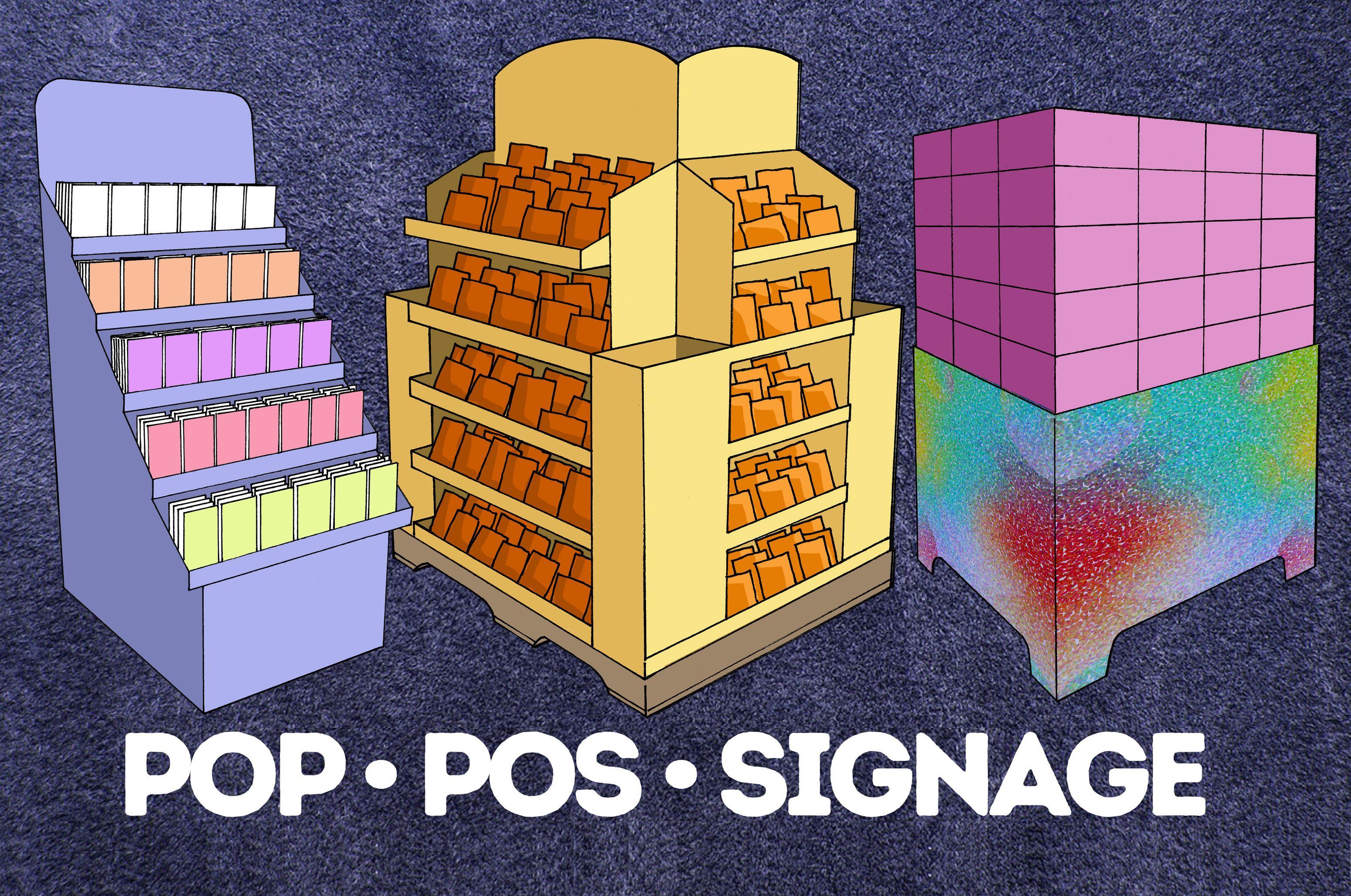 POP-Signage