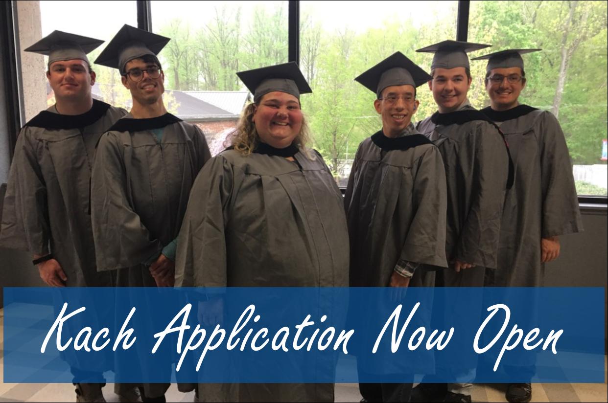 Kach Applications Now Open