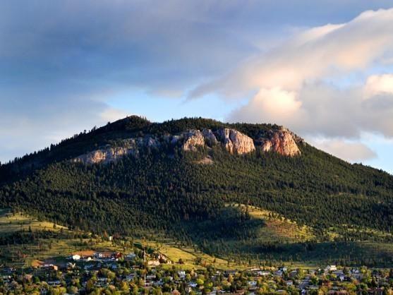 Mount Helena City Park