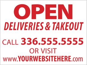 DELIVERIES & TAKEOUT