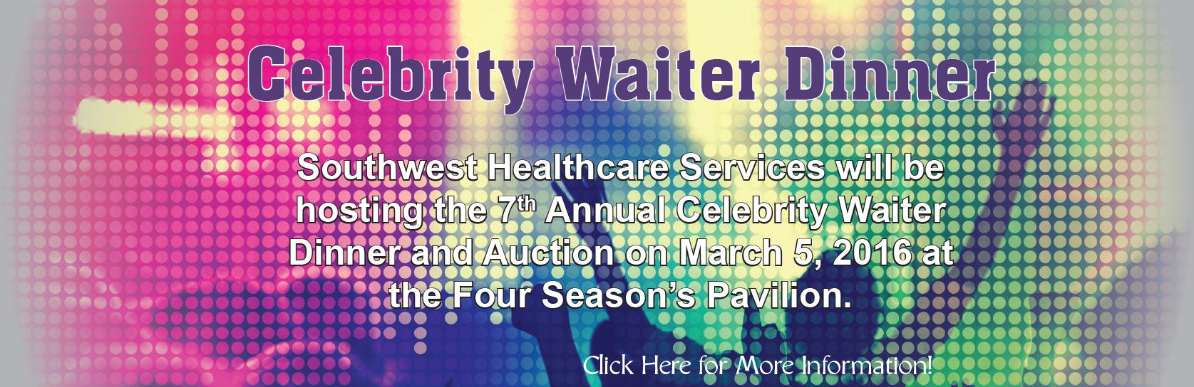 Celebrity Waiter