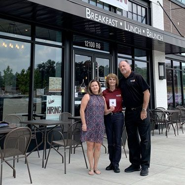 Dementia Friendly Herndon Restaurant Initiative