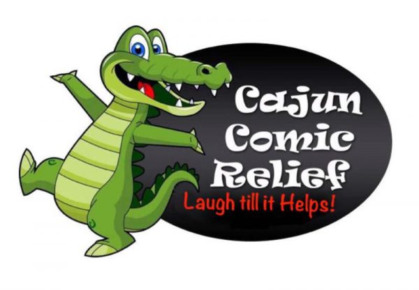 Cajun Comic Relief XXVII - March 16th