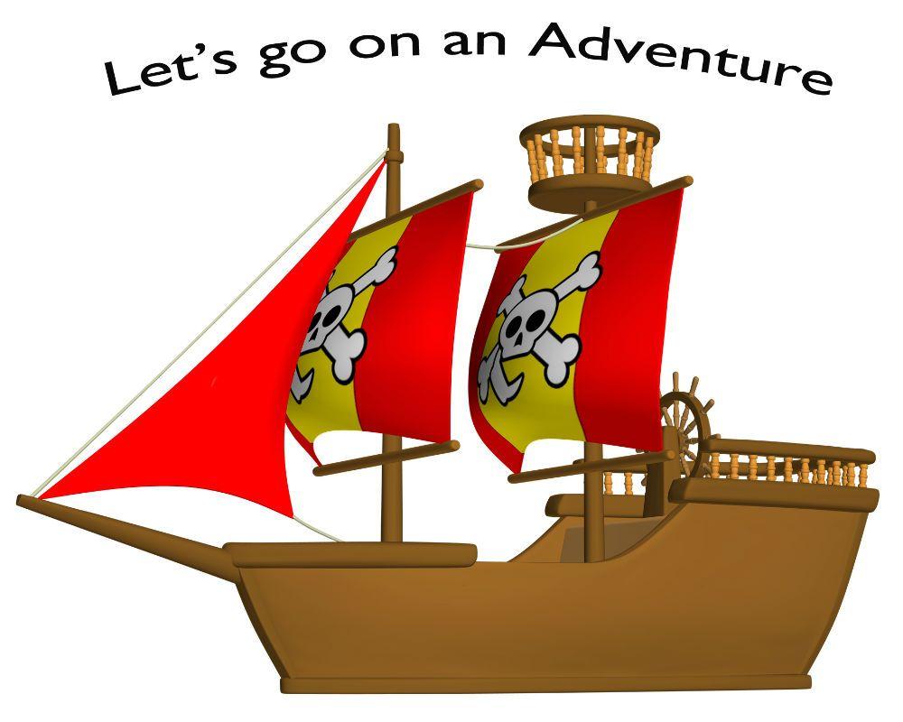 Academy of Dance: Let's go on an Adventure!