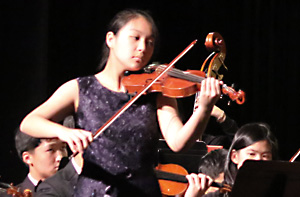 CYS Intermediate String Ensemble, Wind Ensemble II & Associate Orchestra