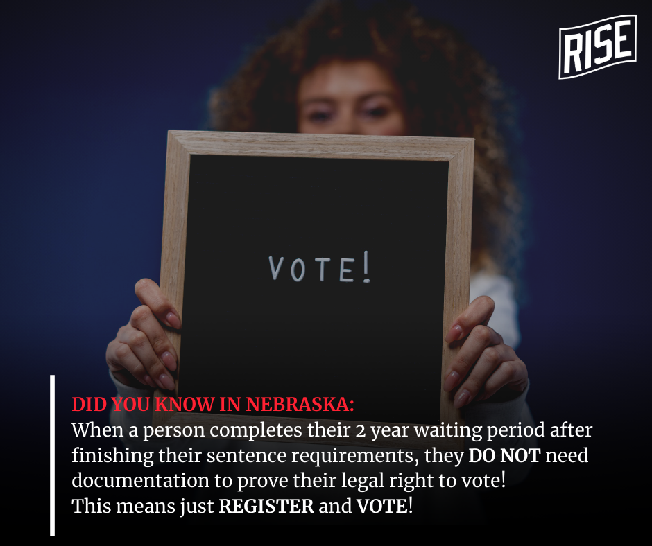 Get Out the Vote: 2 Year Waiting Period