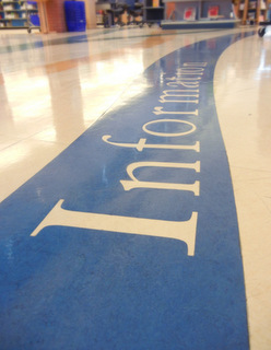 Floor Graphics for Bend OR and Central OR