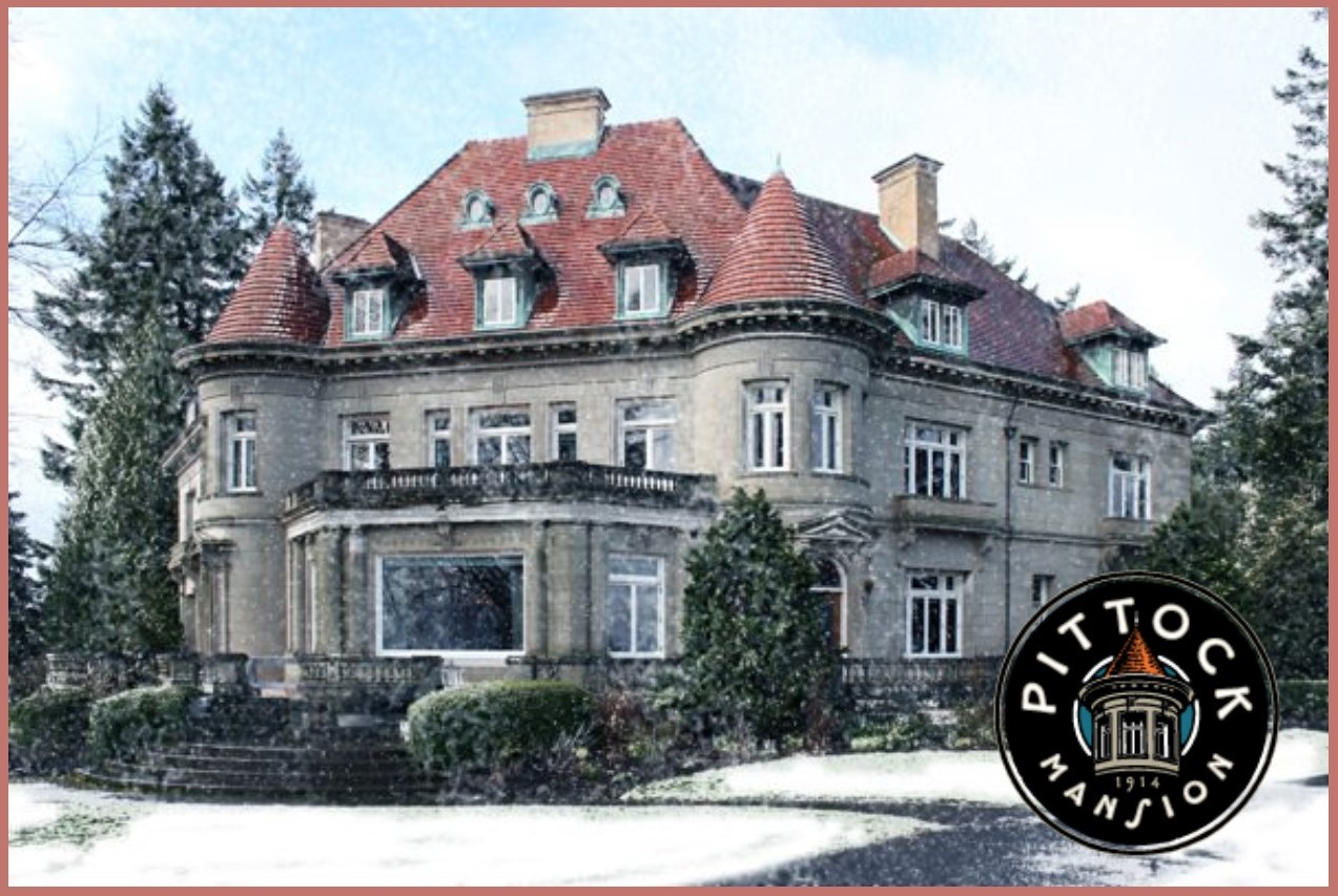 Pittock Mansion Book Drive for Head Start
