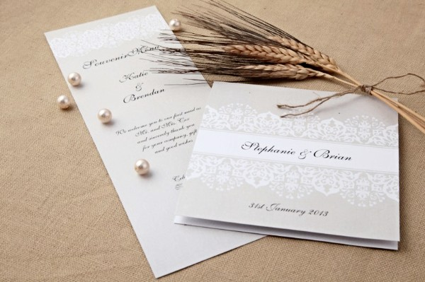 Luxury Wedding Stationery in Hertfordshire