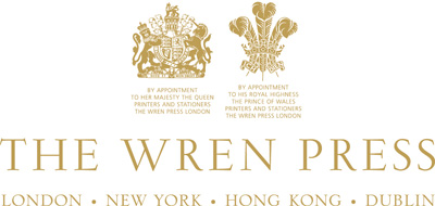 Wren Press logo