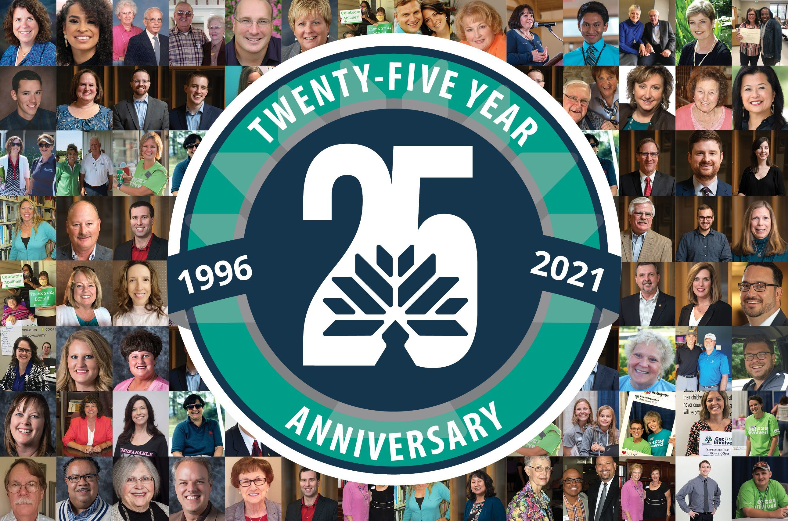 It's HCCF's 25th Anniversary!
