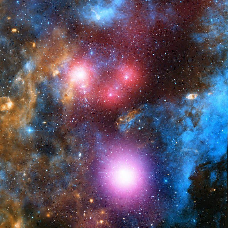 A Dozen Cosmic Accelerators
